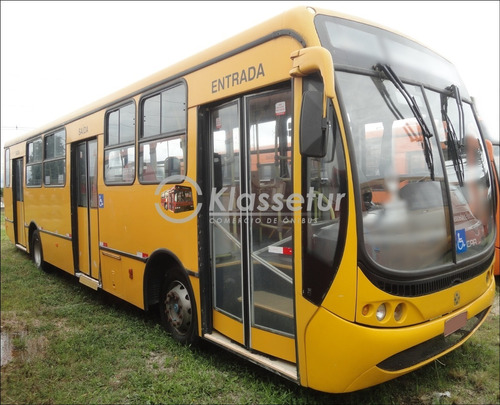 Onibus Busscar Urbanuss Pluss Mb Of 1722m (cod.240) Ano 2007