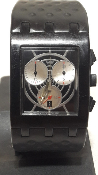 Relogio Swatch James Bond 007 Ed Comem Satanico Dr No