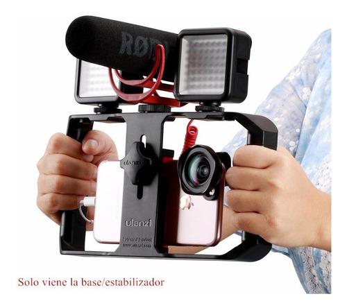 Estabilizador De Camara Celular Vídeo Soporte La Grabar Vivo Mercado Libre