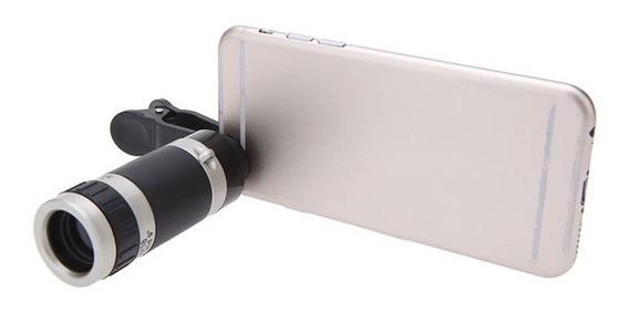 Ocular Telescopica Para Celular, Zoom 8x