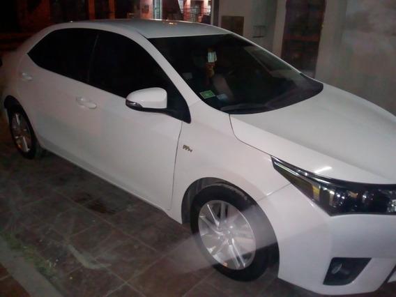 Toyota Corolla 1.8 Xei 2016