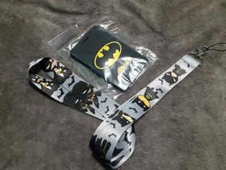 Batman Dc Portagafete