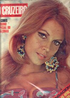 O Cruzeiro 1969.terrorismo.amazonas.arealva.jackie.ouro Pret