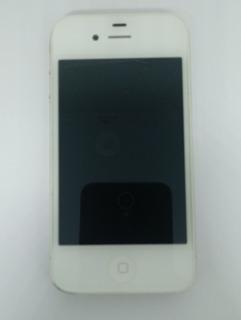 Apple iPhone 4 8gb Branco Com Defeito Sem Garantia