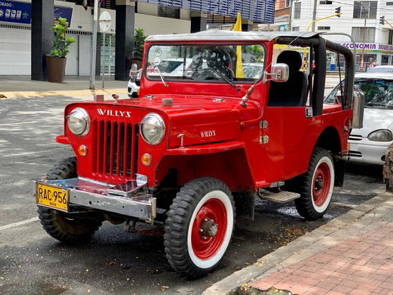 Jeep Willis 4x4 1954
