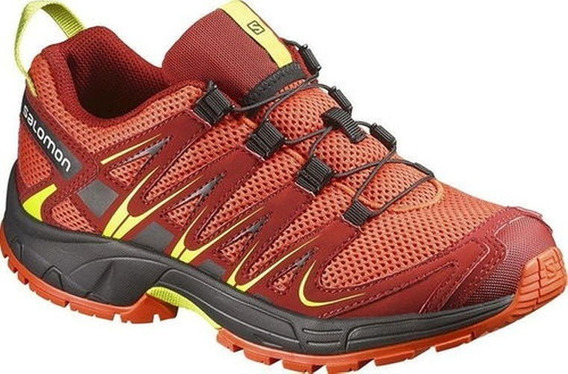 Salomon Zapatillas Xa Pro 3d J - Trail Running - 375907