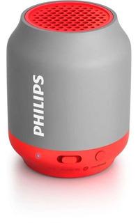 Parlante Inalámbrico Bluetooth Philips Bt25gx/77 Portatil