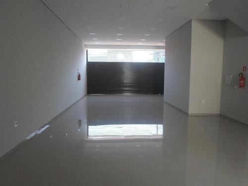 Salão Para Alugar - Paulista - Piracicaba/sp - Sl0017