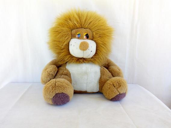 Pelucia Leão Antiga Anos 90