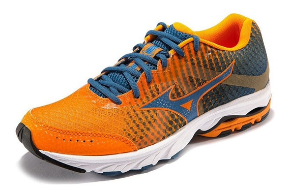 Tenis Masculino Mizuno Wave Elevation Loja Aneloshoes
