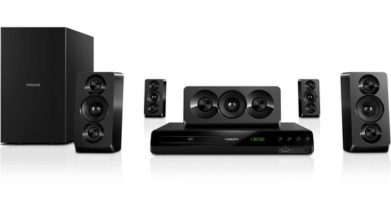 Dvd, Home Theater, Htd5510x   78, Philips 800w