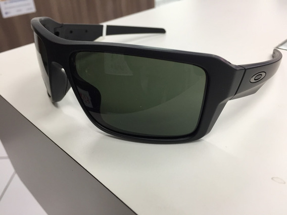 Oculos Solar Oakley Double Edge Oo9380 0166 Matte Black
