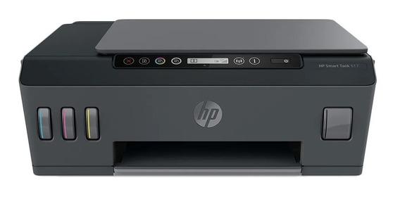 Impressora Multifuncional Hp 517 Smart Tank C/ Wifi