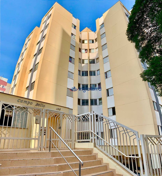 Apartamento Com 3 Dormitórios Para Alugar, 77 M² Por R$ 950,00/mês - San Remo - Londrina/pr - Ap1302