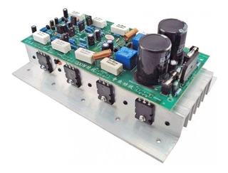 Modulo Amplificador De Audio Alta Potencia 2 X 200w 2253