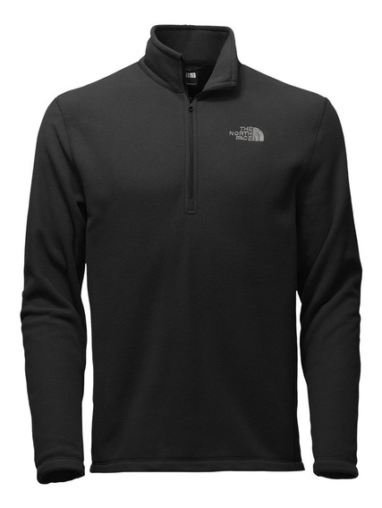 Fleece Tka 100 Glacier Masculino Preto The North Face