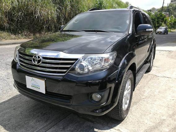 Toyota Fortuner 2.7 Aut. Mod. 2013 (786)