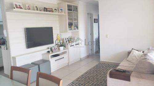 Imagem 1 de 24 de Apartamento À Venda Em Loteamento Center Santa Genebra - Ap001127