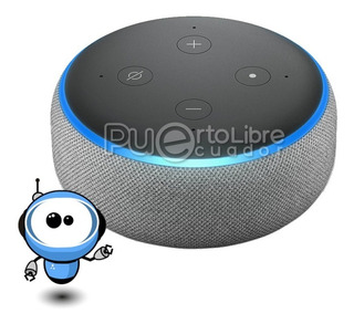 Amazon Echo Dot = Home Mini Parlante Inteligente Español