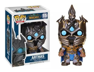 Funko Pop Arthas #15 World Warcraft