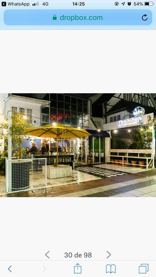 Vendo Restaurante Centro De Blumenau