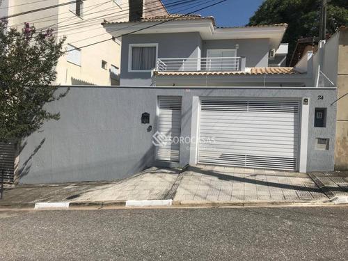 Imagem 1 de 30 de Casa Com 3 Dormitórios À Venda, 235 M² Por R$ 795.000,00 - Jardim Karolyne - Votorantim/sp - Ca1698