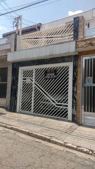 Sobrado Com 2 Dormitórios À Venda Por R$ 490.000 - Lauzane Paulista - São Paulo/sp - So0579
