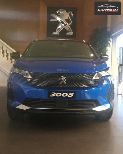 Peugeot 3008 Hibrida 1.6 2021 0km