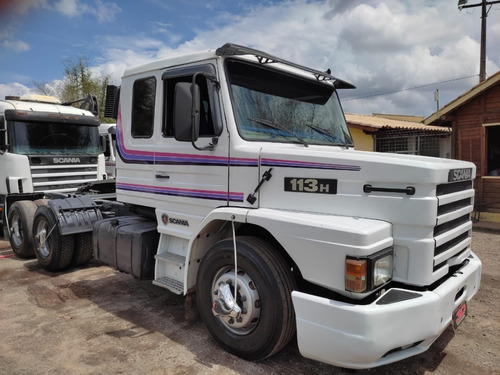 Imagem 1 de 7 de Scania T 113 H  360 6x2 Trucada 1996 1997