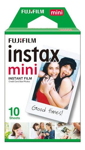 Imagen 1 de 6 de Fujifilm Cartucho Instax Mini Iso 800 10 Hojas