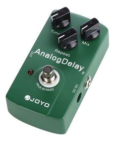 Pedal Guitarra Analog Delay Joyo Jf33 Jf-33
