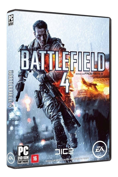 Battlefield 4 Pc Origin Key