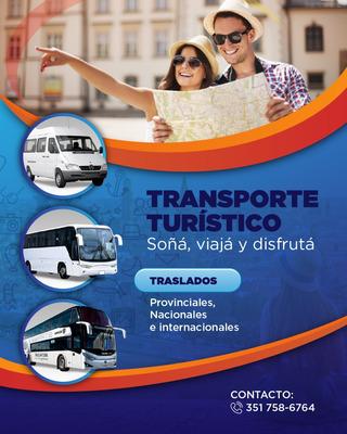 Transporte Turistico Y De Pasajeros