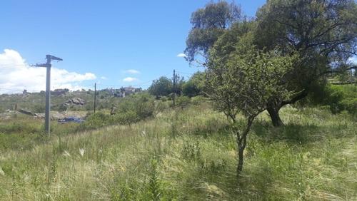 Imagen 1 de 4 de Vendo Lote En Carlos Paz Con Vista A Las Altas Cumbres