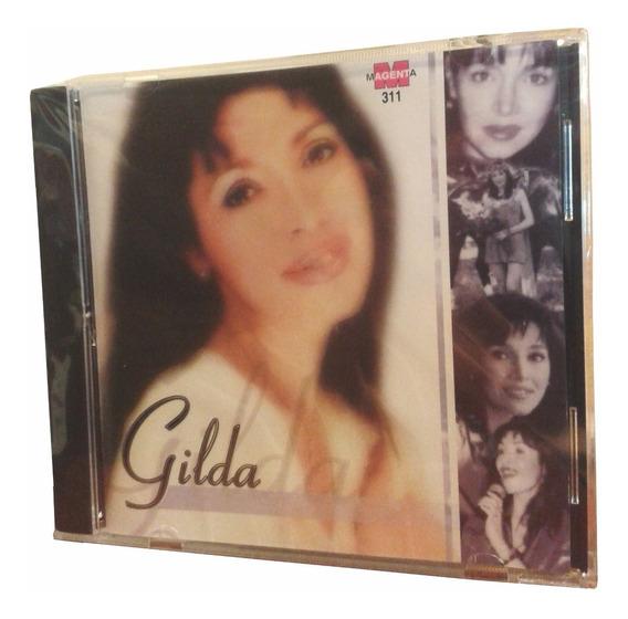 Gilda Cd Original + 2 Remix 33 Temas Originales!!!