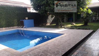 Casa A Venda No Bairro Vila Santa Rosa Em Guarujá - Sp. - 893-22265