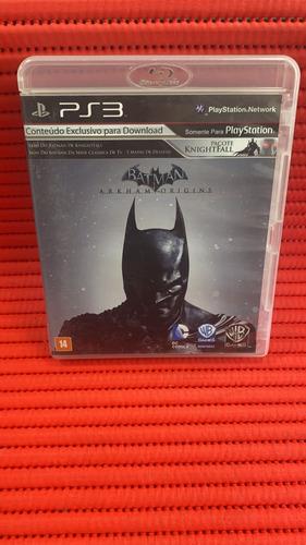 Imagem 1 de 3 de Batman Arkham Origins - Mídia Física