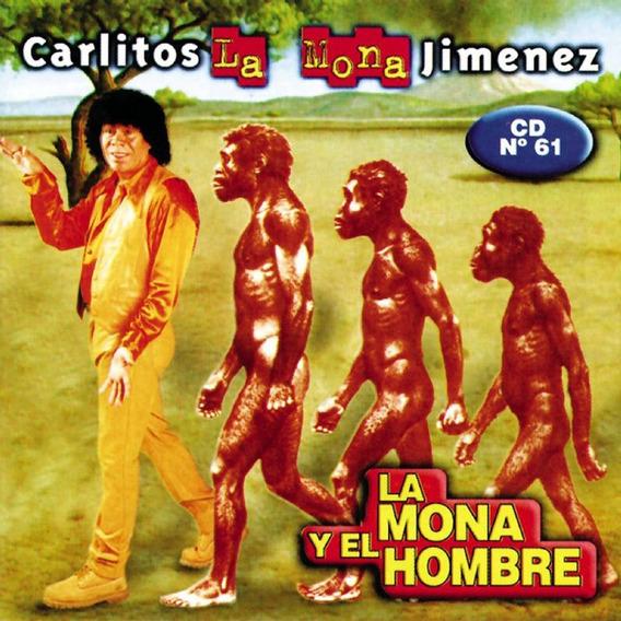 Cd Carlitos La Mona Jimenez La Mona Y El Hombre Usado Cd102