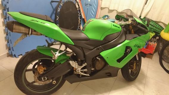 Kawasaki Zx 636 R Ninja