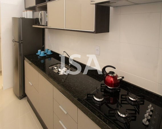 Lançamento Apartamento Venda, Residencial Belize, Vila Haro, Sorocaba, 2 Dormitórios, Banheiro, Sala 2 Ambientes, Cozinha Americana, Lavanderia - Ap02023 - 34102057