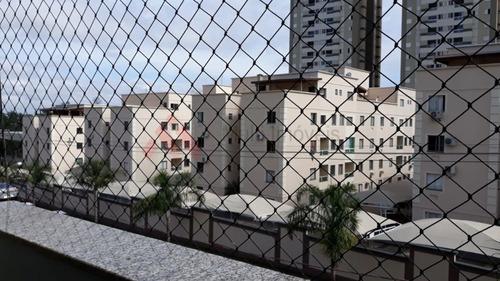 Excelente Apartamento Com 3 Quartos Próx Av Inglaterra - Edifício Bella Cittá - Mi455