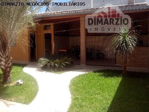 Casa Residencial À Venda, São Vito, Americana - Ca0638. - Ca0638