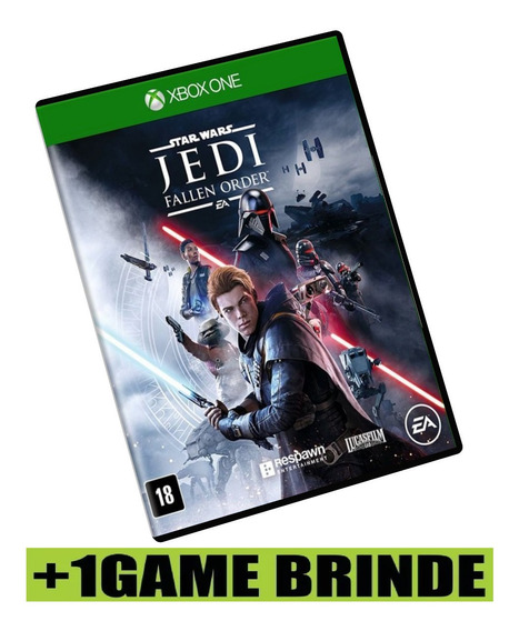 Star Wars Jedi Fallen Order Xbox One Midia Digital + Brinde