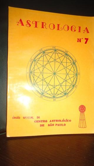 Astrologia N 7 Centro Astrológico De São Paulo