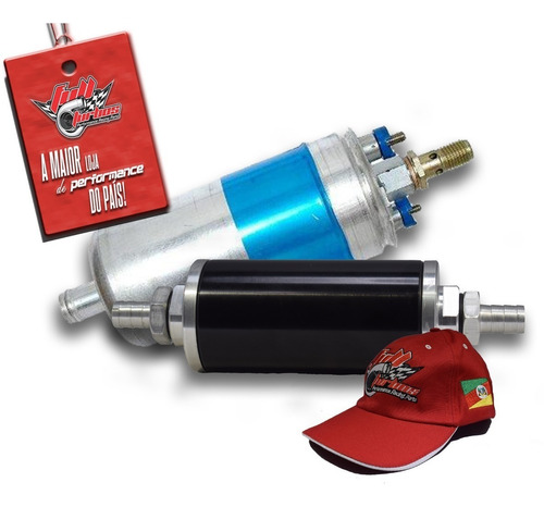 Bomba Combustivel  Mercedez 12bar + Pré-filtro Grande