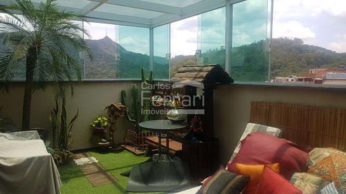 Apartamentode 93m2- Vista Para O Pico Do Jaraguávila Clarice - Cf33838