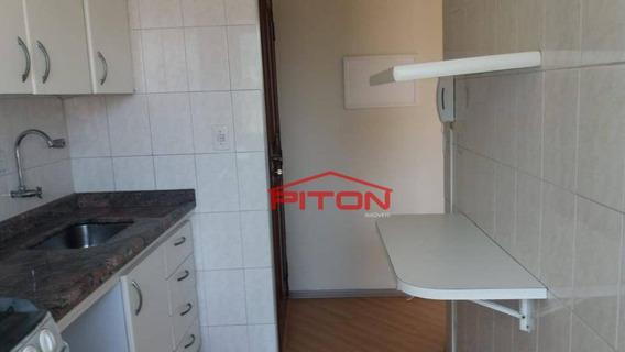 Apartamento Com 2 Dormitórios À Venda, 49 M² Por R$ 220.000,00 - Jardim Popular - São Paulo/sp - Ap1917