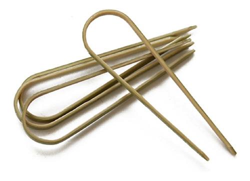 Pinchos Bamboo 100 Unid. Goldsky