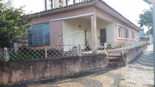 Casa Á Venda E Para Aluguel Em Vila João Jorge - Ca228459