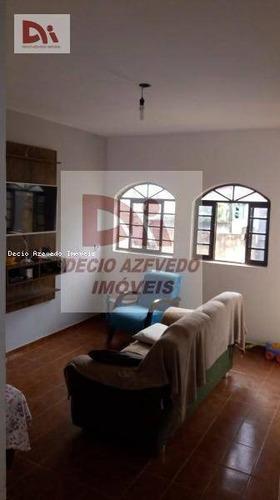 Casa Com 2 Dormitórios À Venda Por R$ 250.000,00 - Alto São Pedro - Taubaté/sp - Ca0066